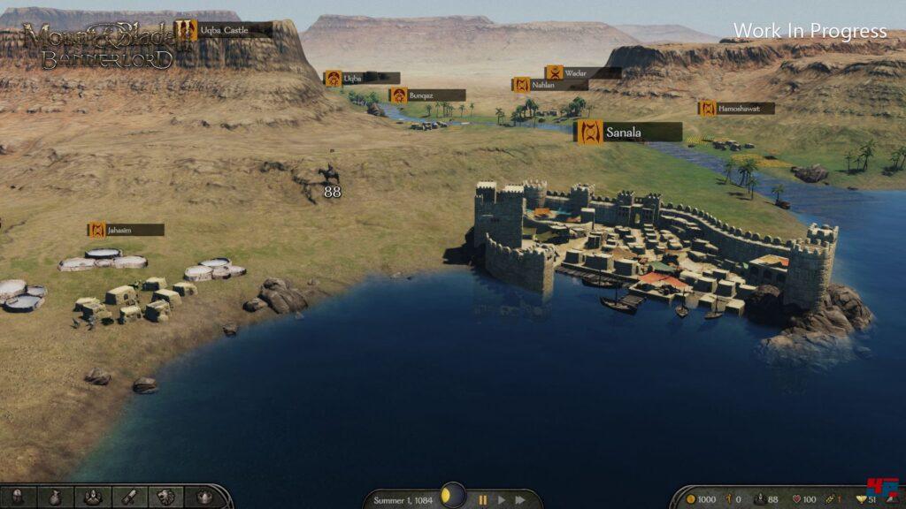bannerlord arab 2 Screenshots