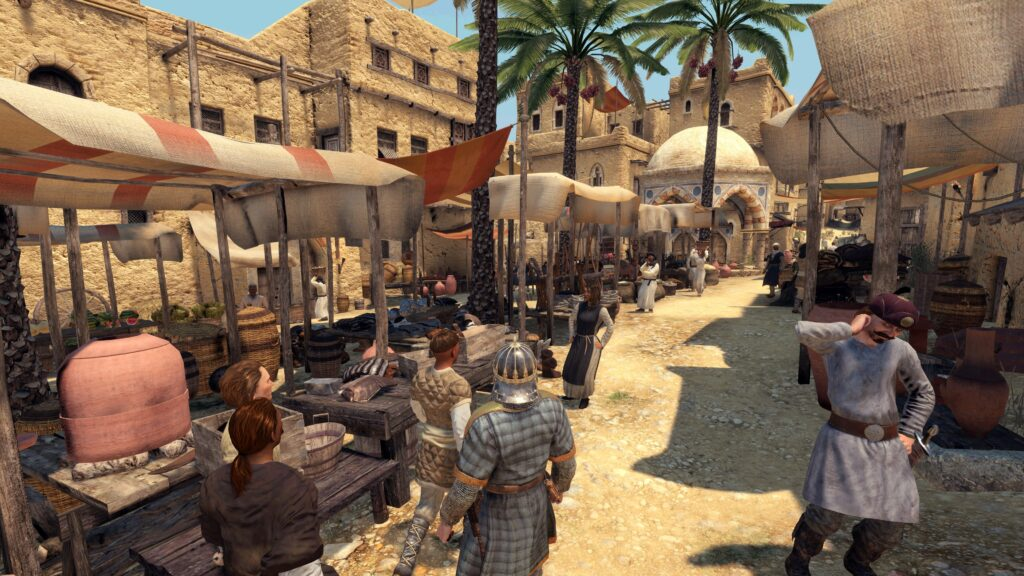 bannerlord markets Screenshots