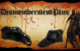 DismembermentPlus Mount and blade 2 bannerlord mod DismembermentPlus (Bannerlord mod)