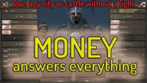 Own any city or castle without a fight 1 احصل على اى مدينة او قلعة بدون قتال