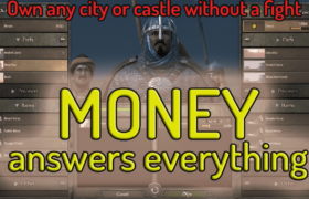 Own any city or castle without a fight Own any city or castle without a fight