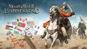ترجمة وتعريب لعبة mount and blade 2 bannerlord